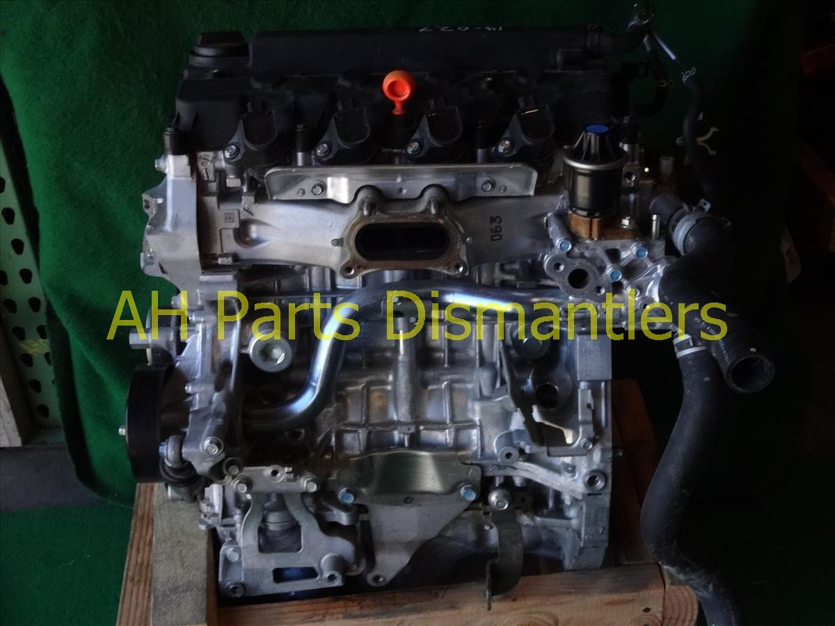 2013 Honda Civic MOTOR ENGINE WRNTY 6mo Replacement
