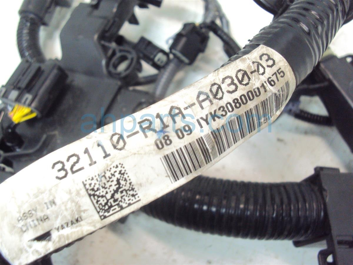 2013 Honda Civic ENGINE WIRE HARNESS 32110 R1A A03 32110R1AA03 Replacement