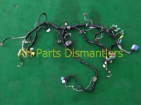 2009 Honda Civic INSTRUMENT WIRE HARNESS 32117 SNA A4 32117SNAA4 Replacement