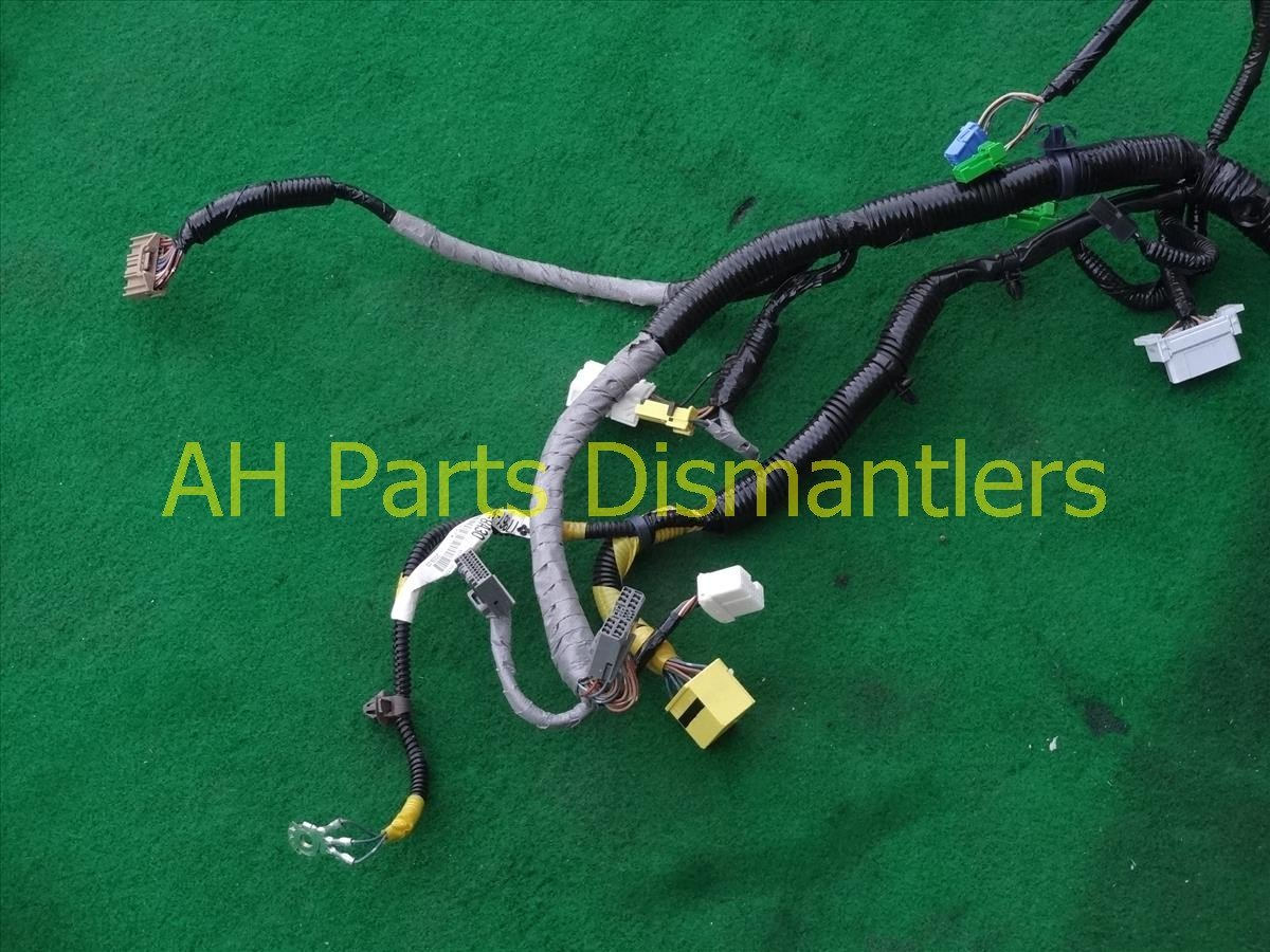 2009 Honda Civic Instrument Wire Harness 32117 SNA A4 Replacement