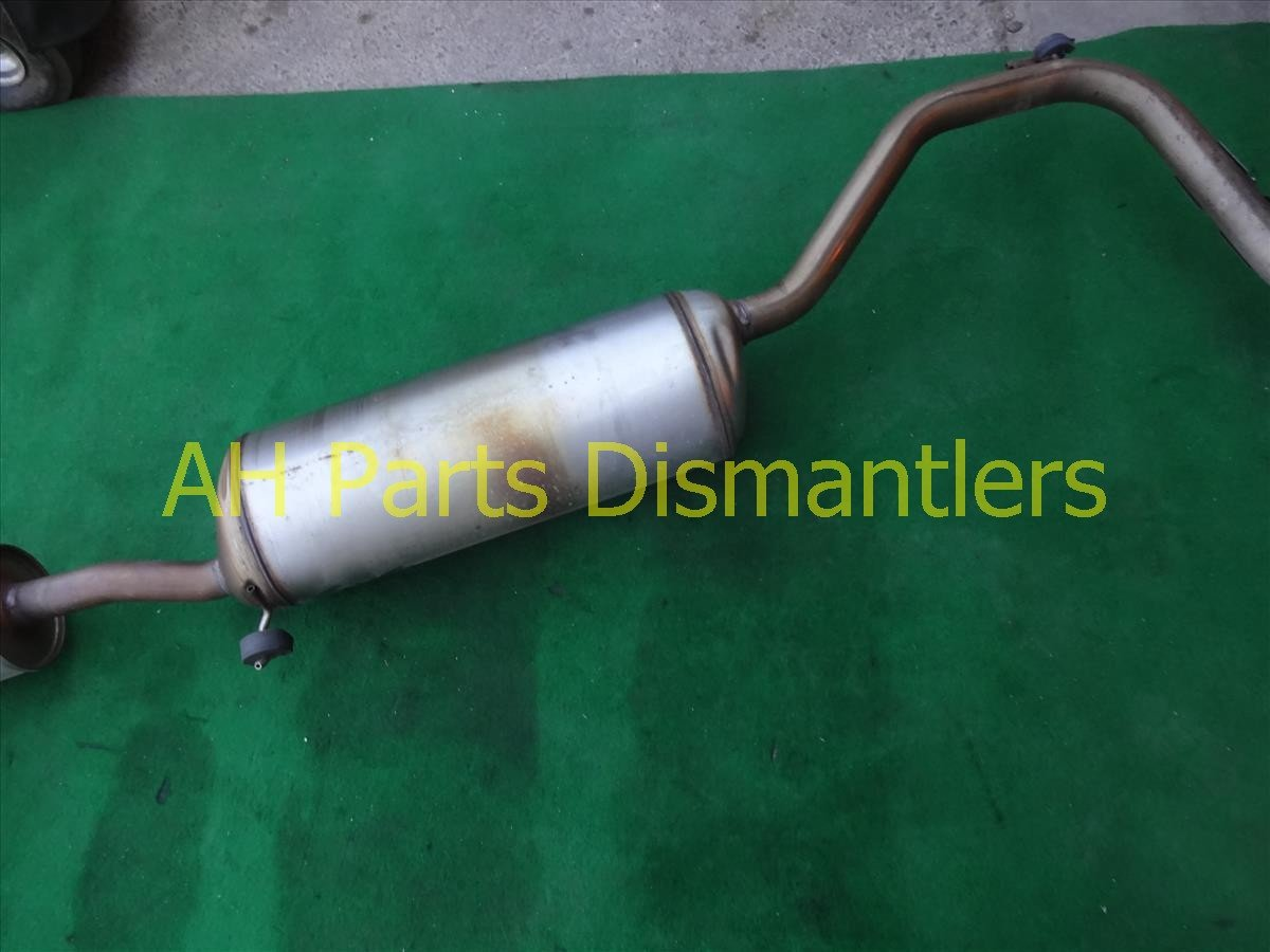 2012 Honda Odyssey EX MUFFLER CRINKLED 18307 TK8 A03 18307TK8A03 Replacement