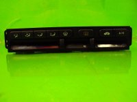 1999 Honda Prelude Temperature Climate HEATER AC CONTROL ON DASH 79500 S30 A01 79500S30A01 Replacement