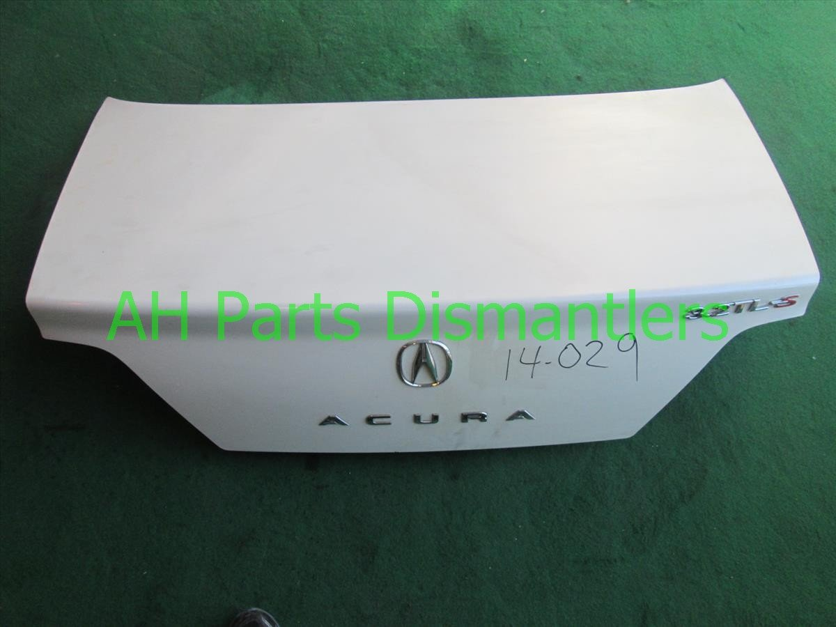 2002 Acura TL DECK LID REAR TRUNK WHITE 68500 S0K A91ZZ 68500S0KA91ZZ Replacement