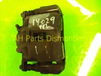 2002 Acura TL Front driver BRAKE CALIPER Replacement