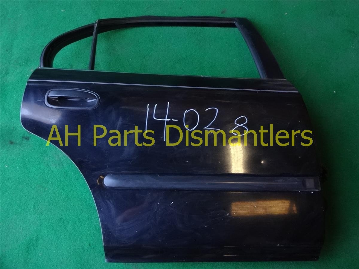 1998 Honda Civic Rear passenger DOOR SHELL ONLY 67550 S01 M00ZZ 67550S01M00ZZ Replacement