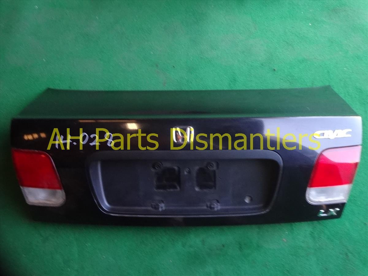 1998 Honda Civic Deck Lid/rear Trunk 68500 S01 305ZZ Replacement