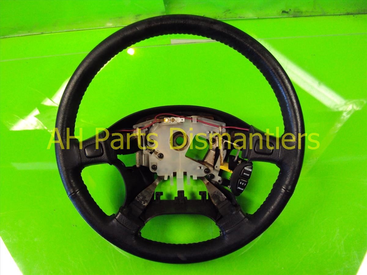 2000 Acura Integra STEERING WHEEL BLK LITTLE FADED 78510 ST7 A71ZA 78510ST7A71ZA Replacement