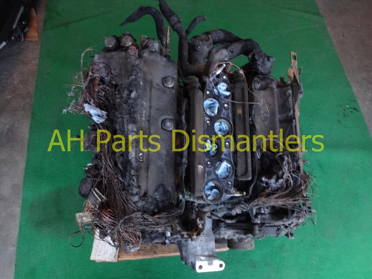 2012 Honda Odyssey Motor ENGINE BURNED CASE Replacement