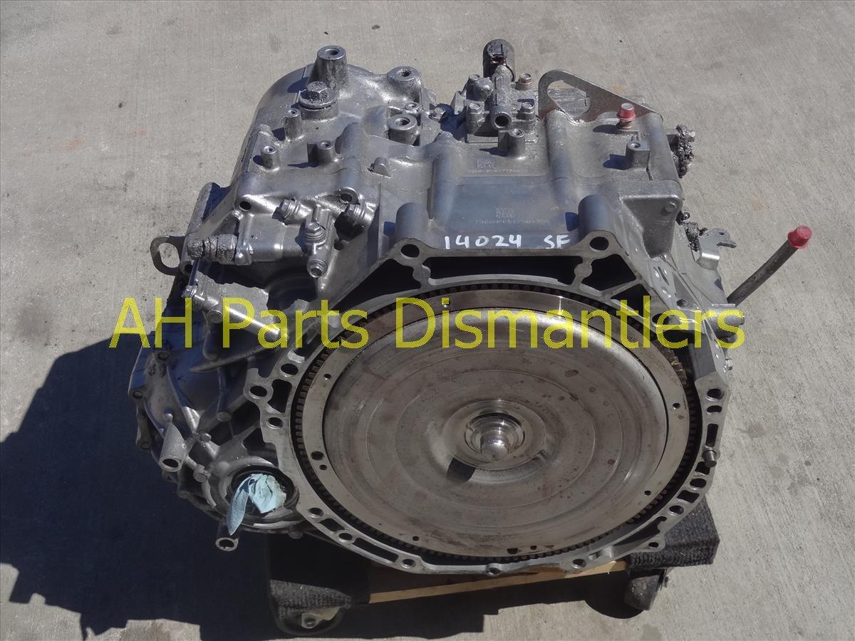 2012 Honda Odyssey TRANSMISSION 5SPEED 3 5L Replacement