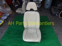 2004 Honda Civic Front driver SEAT TAN CLOTH LITTLE DIRTY Replacement