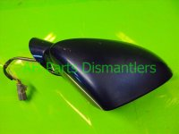 2005 Honda S2000 Passenger SIDE REAR VIEW MIRROR blue 76200 S2A A02ZH 76200S2AA02ZH Replacement