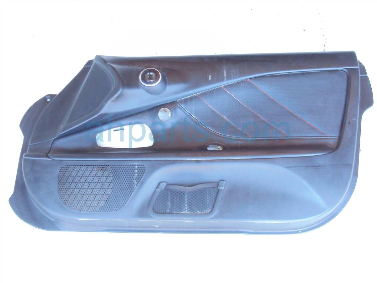 2002 Honda S2000 Front Passenger DOOR PANEL TRIM LINER Black 83530 S2A A12ZA 83530S2AA12ZA Replacement