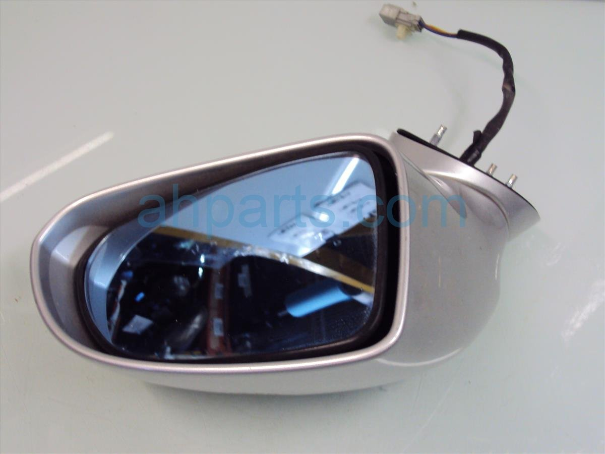 2002 Honda S2000 Passenger SIDE REAR VIEW MIRROR silver 76200 S2A A02ZJ 76200S2AA02ZJ Replacement