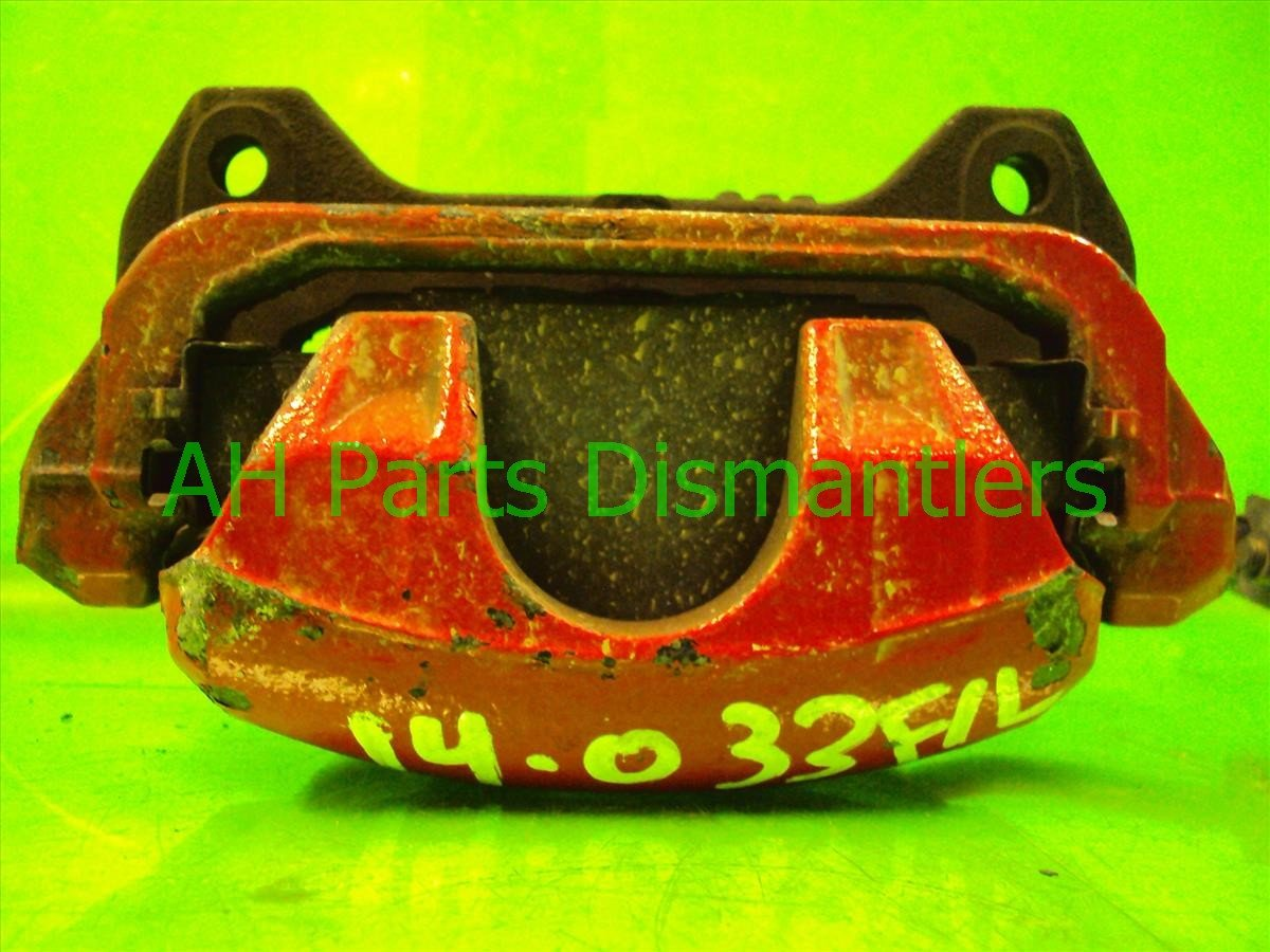 2002 Honda S2000 Front driver BRAKE CALIPER Replacement