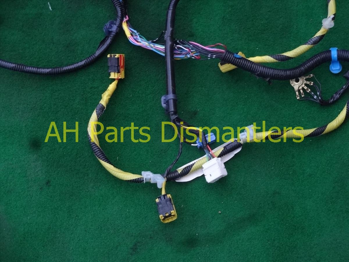 2012 Honda Accord SRS FLOOR WIRE HARNESS 77962 TE1 A11 77962TE1A11 Replacement