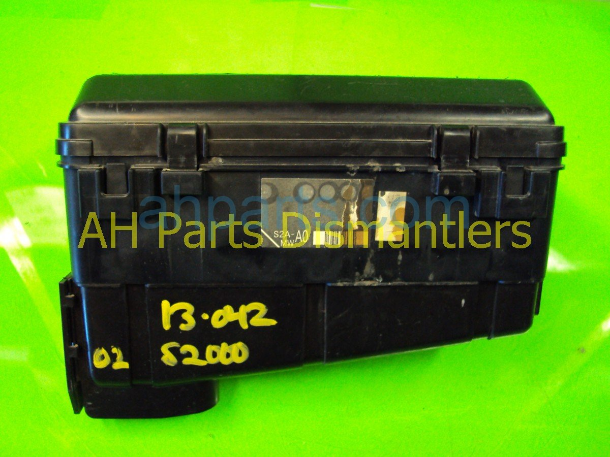 Car Fuse Box Replacement Trusted Wiring Diagrams Safe To A Parts Enthusiast U2022 Fuses 82677 60022