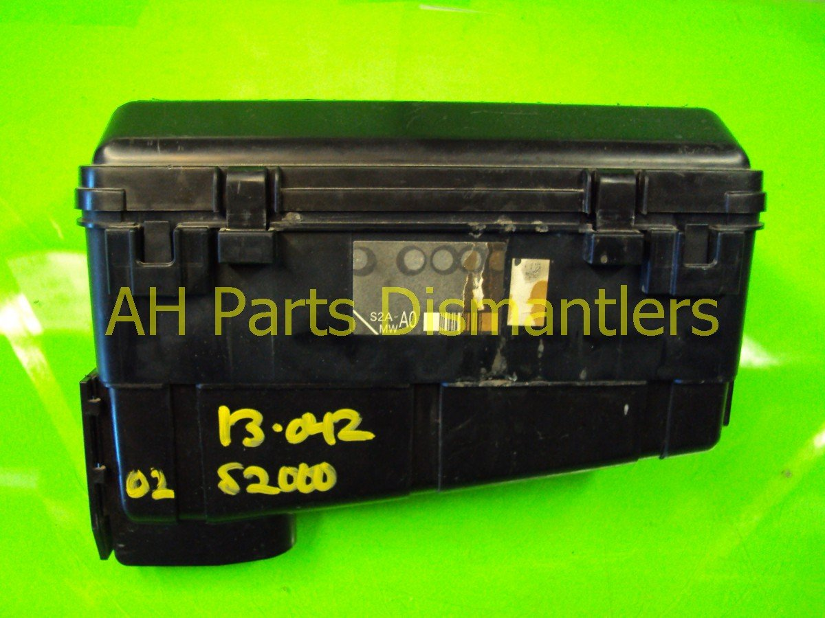 ... 2002 Honda S2000 Engine Fuse Box 38250 S2A A02 Replacement ...