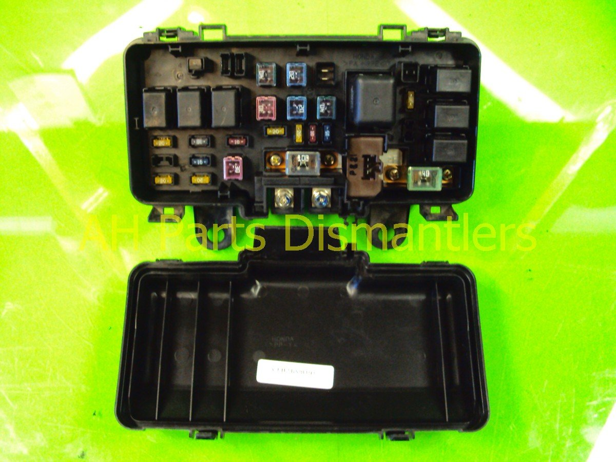 Honda S2000 Fuse Box Free Wiring Diagrams 620i Buy 2002 Engine 38250 S2a A02 38250s2aa02 74515
