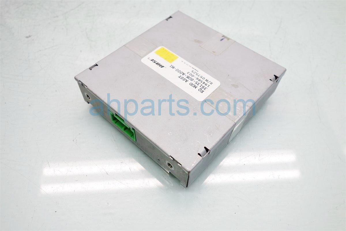 1999 Acura TL Bose Equalizer module computer 39135 S0K A00 39135S0KA00 Replacement