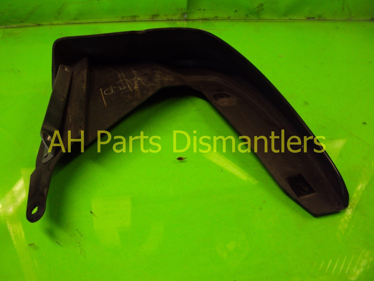2010 Acura TL Splash Guard / Rear Driver Mud Flap Replacement
