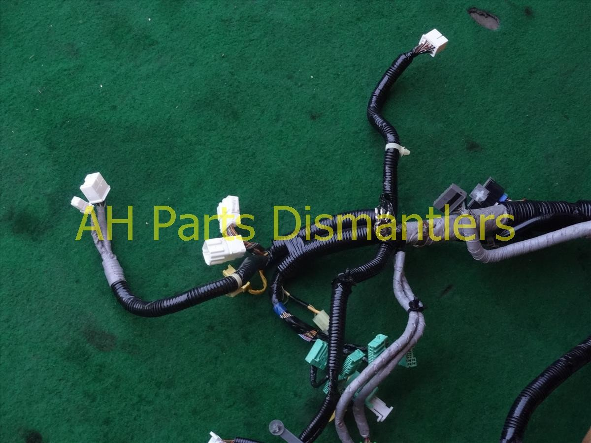 2010 Acura TL INSTRUMENT HARNESS 32117 TK4 A00 32117TK4A00 Replacement