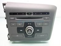 2012 Honda Civic AM FM CD PLAYER Replacement