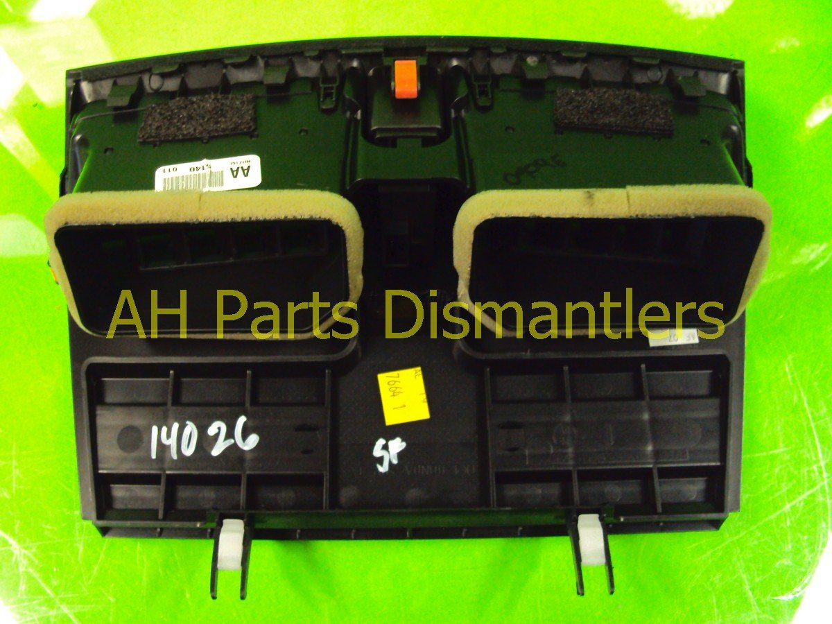 2010 Acura TL Upper Panel Assy 77270 TK4 A01ZA Replacement