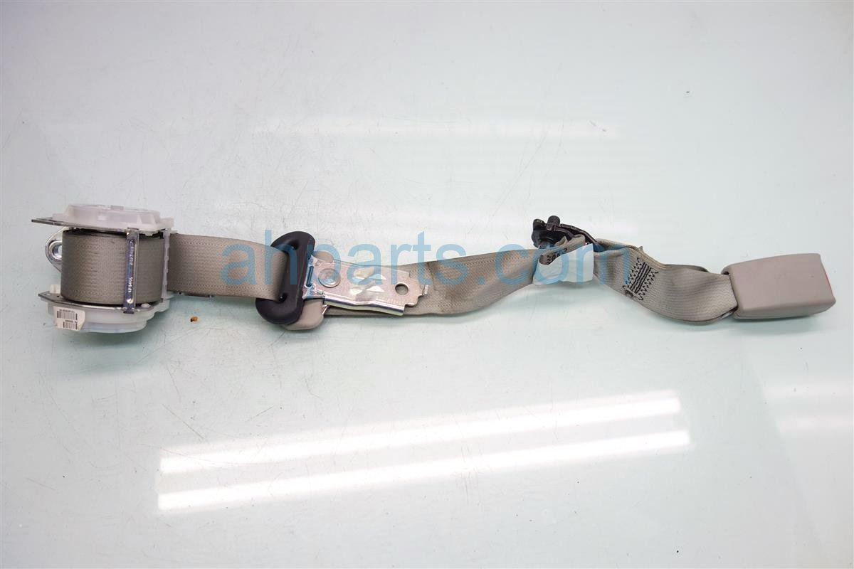 2010 Acura TL REAR MIDDLE SEAT BELT GRAY Replacement