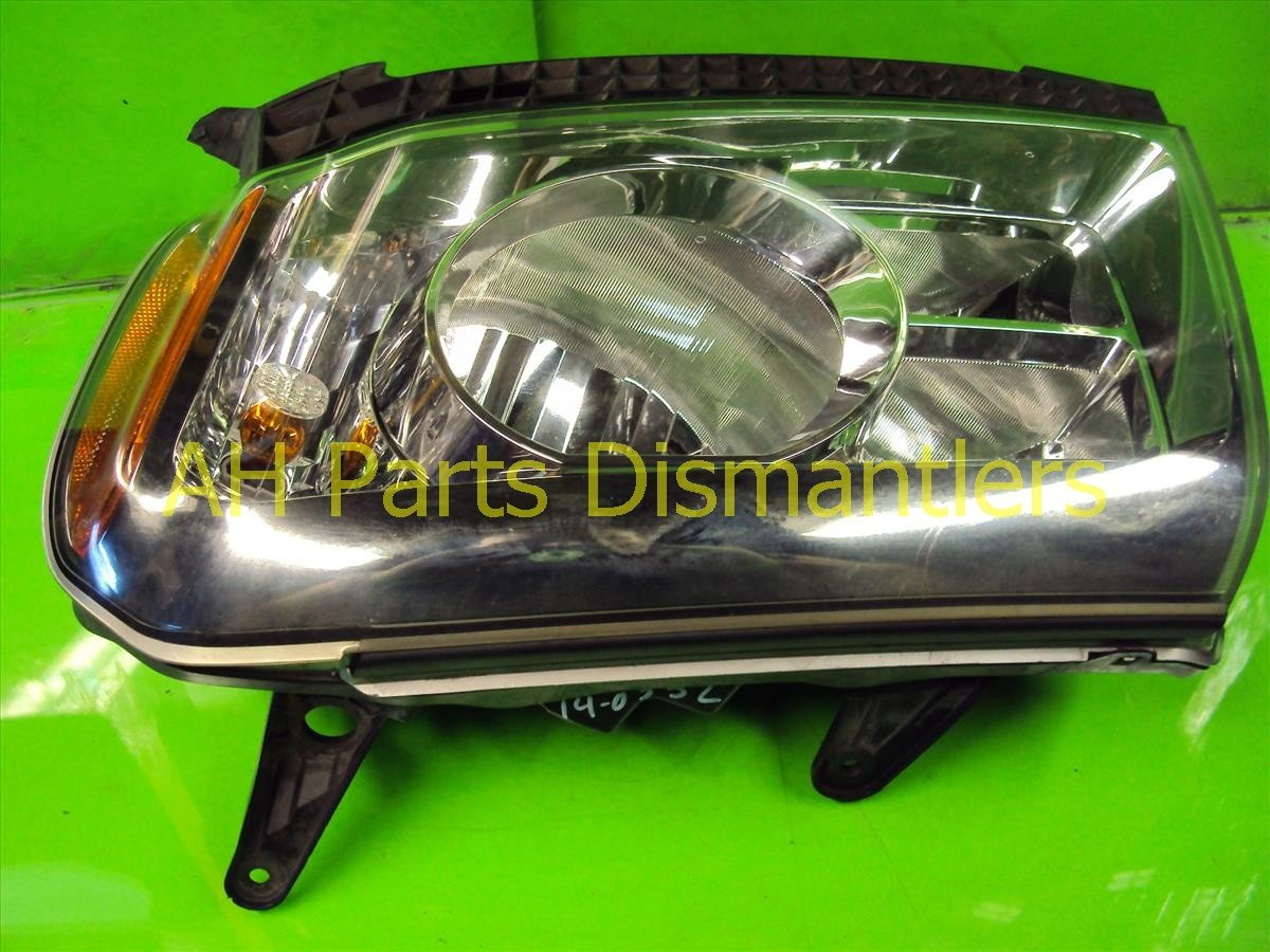 2010 Honda Pilot Headlight Driver HEAD LIGHT LAMP broken tab Replacement
