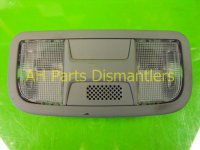 2013 Honda Civic MAP LIGHT GRAY 34404 SNA A01ZF 34404SNAA01ZF Replacement