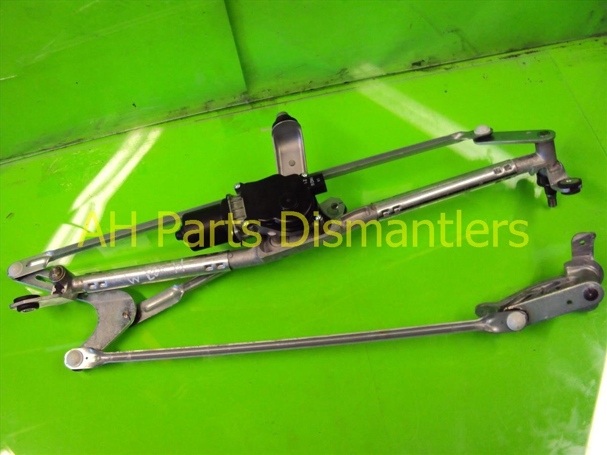 2013 Honda Civic Front windshield arms WIPER MOTOR Replacement
