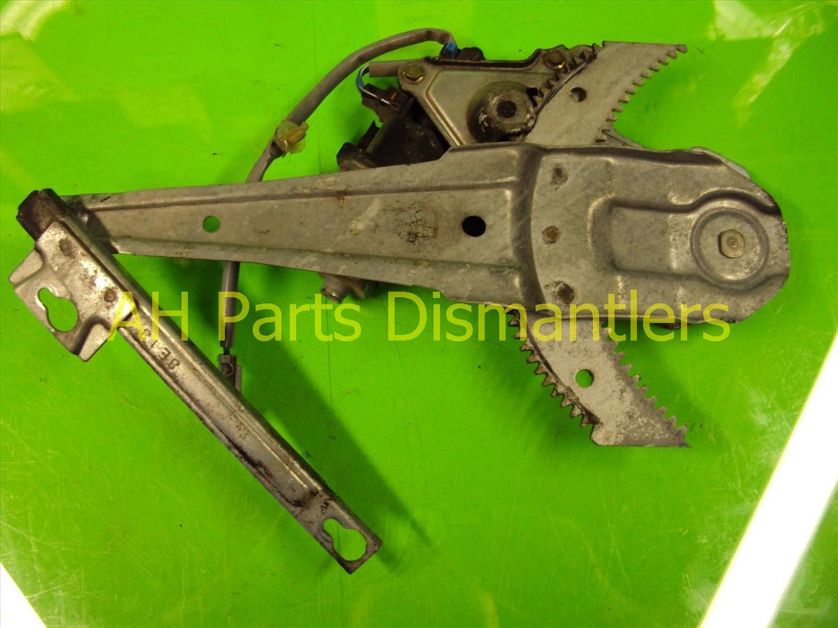 1998 Honda CR V Rear driver WINDOW REGULATOR Replacement
