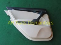 2007 Acura TL Rear driver DOOR PANEL TRIM LINER 83786 SEP A02ZG 83786SEPA02ZG Replacement