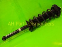 2007 Acura TL Rear passenger STRUT SHOCK SPRING Replacement