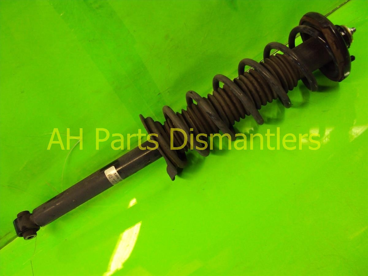 2007 Acura TL Rear driver STRUT SHOCK SPRING Replacement
