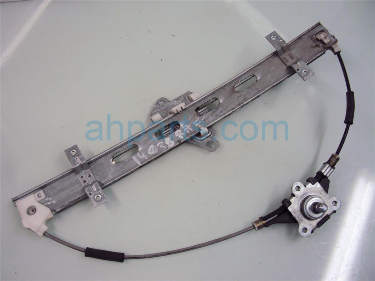 2004 Honda Civic Front passenger WINDOW REGULATOR NON PWR 72210 S5A 003 72210S5A003 Replacement
