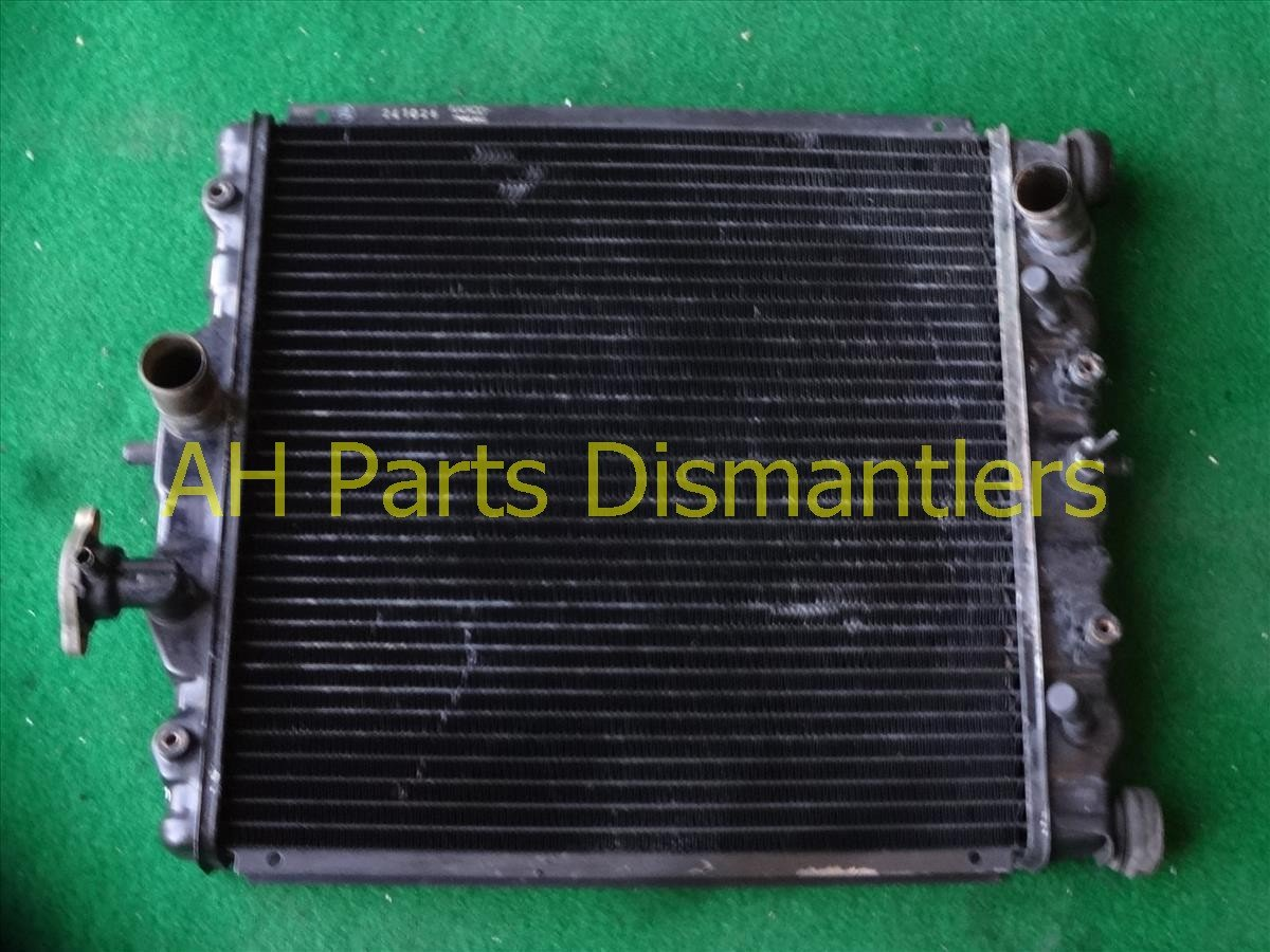 1999 Honda Civic RADIATOR DENSO 19010 P2T A01 19010P2TA01 Replacement