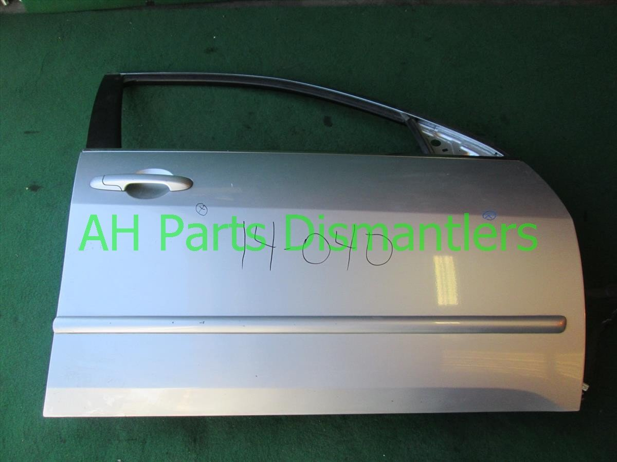 2006 Honda Accord Front passenger DOOR silver 1 or 2 small dings 32752 SDA A01 32752SDAA01 Replacement