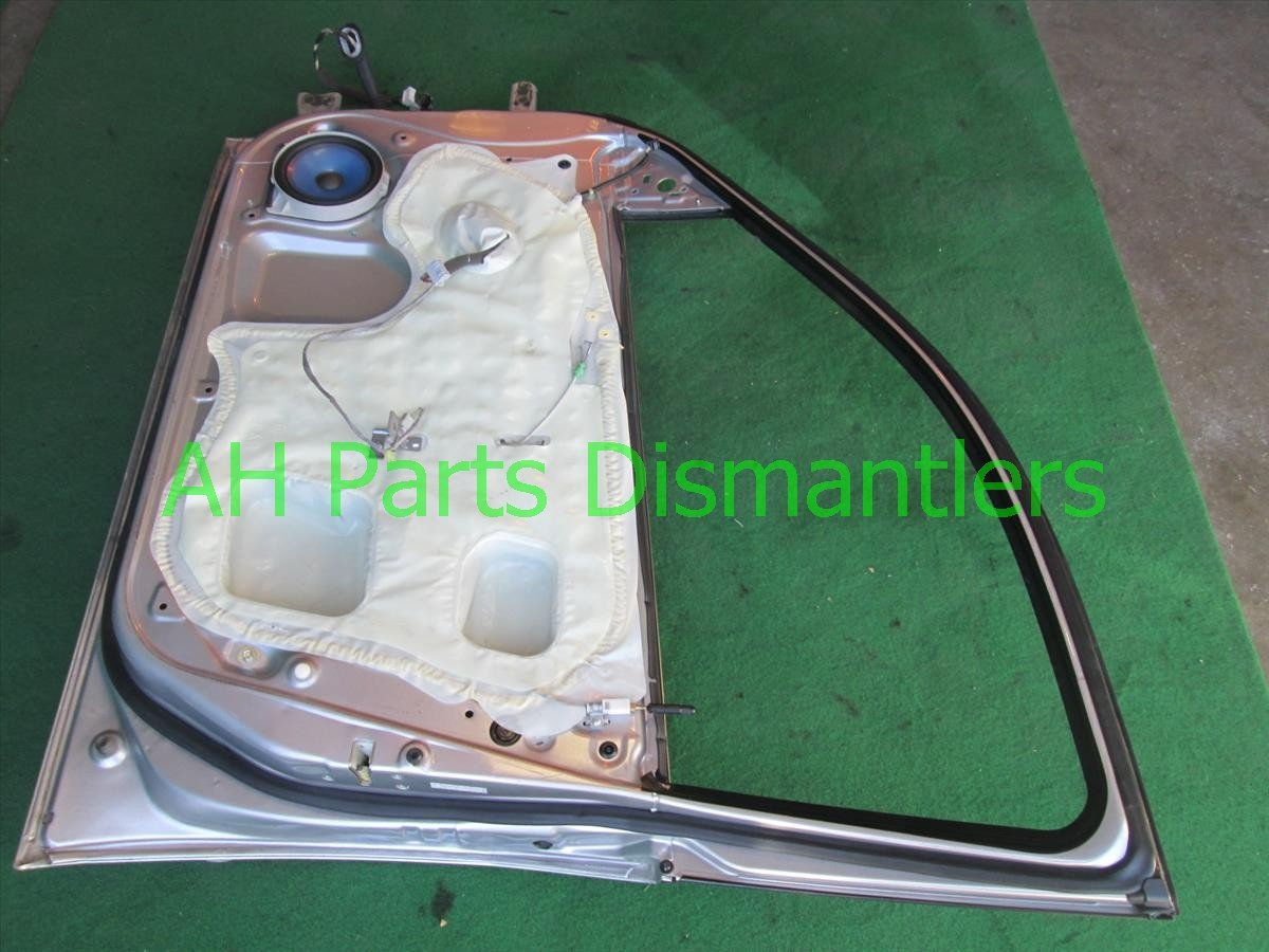 2006 Honda Accord Front Passenger Door Silver 1 Or 2 Small Dings 32752 SDA A01 Replacement