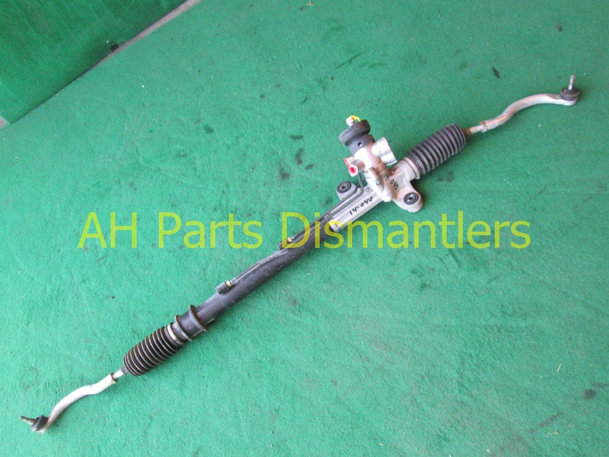 2006 Honda Accord Gear box POWER STEERING RACK AND PINION Replacement