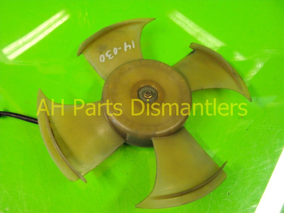 1999 Honda Prelude Cooling Ac Fan Blades + Motor (no Shroud) Replacement