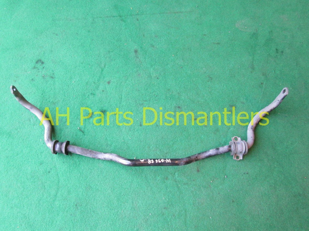 2007 Acura TL Sway FRONT STABILIZER BAR Replacement