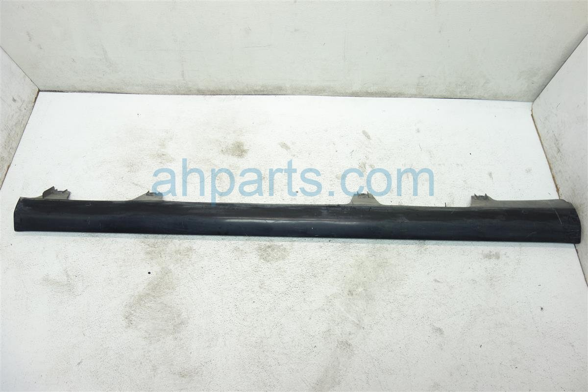 2003 Acura TL Rocker molding trim Driver SIDE SKIRT BLACK 3 2L 71800 S0K A01 71800S0KA01 Replacement