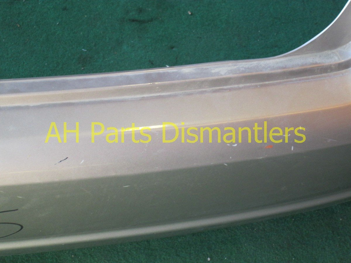 2002 Honda Civic REAR BUMPER COVER GOLD 04715 S5A A90ZZ 04715S5AA90ZZ Replacement