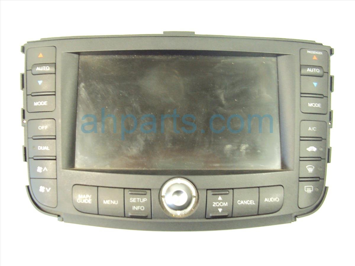 2007 Acura TL NAVIGATION DISPLAY SCREEN Replacement