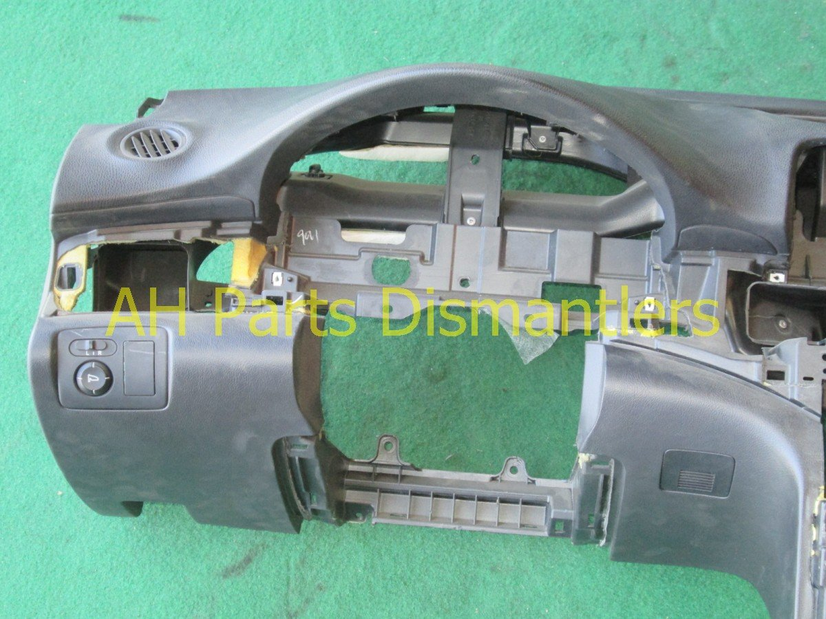 2006 Acura RL DASHBOARD W AIRBAG BLACK 77100 SJA A01 77100SJAA01 Replacement