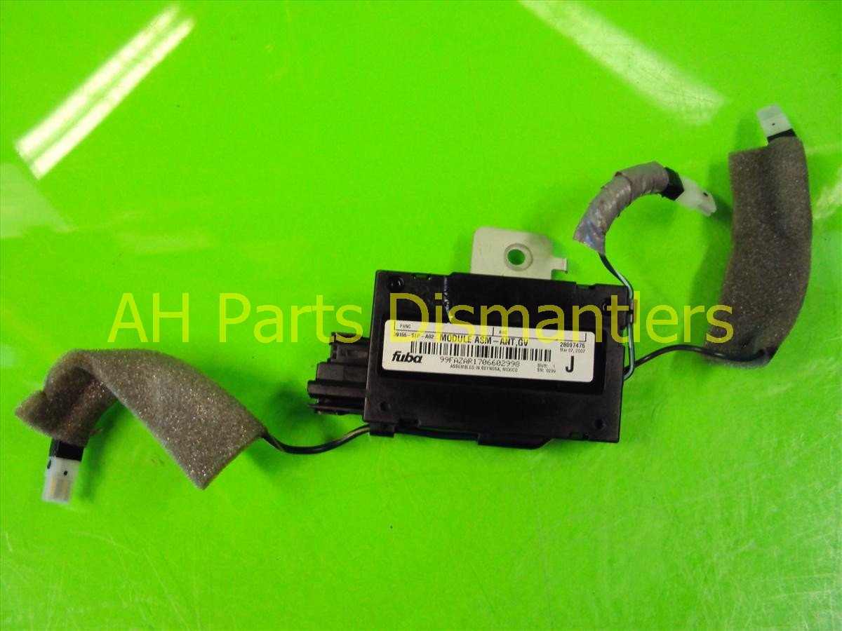 2007 Acura TL Antenna Module 39155 SEP A02 Replacement