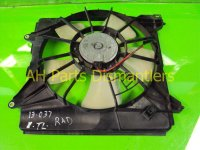 $45 Acura RADIATOR FAN ASSEMBLY