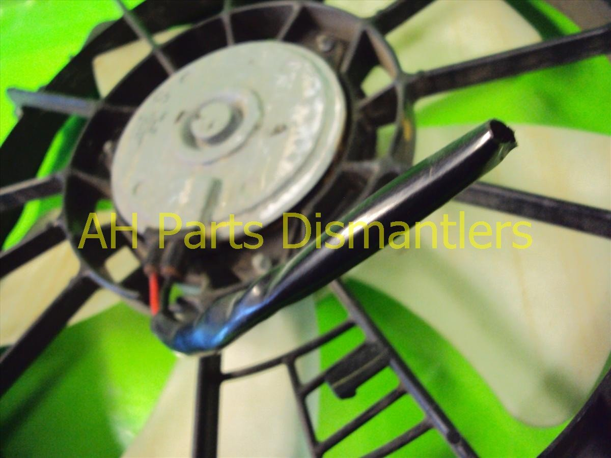 2011 Acura TSX Cooling RADIATOR FAN ASSEMBLY 19030 R74 003 19030R74003 Replacement