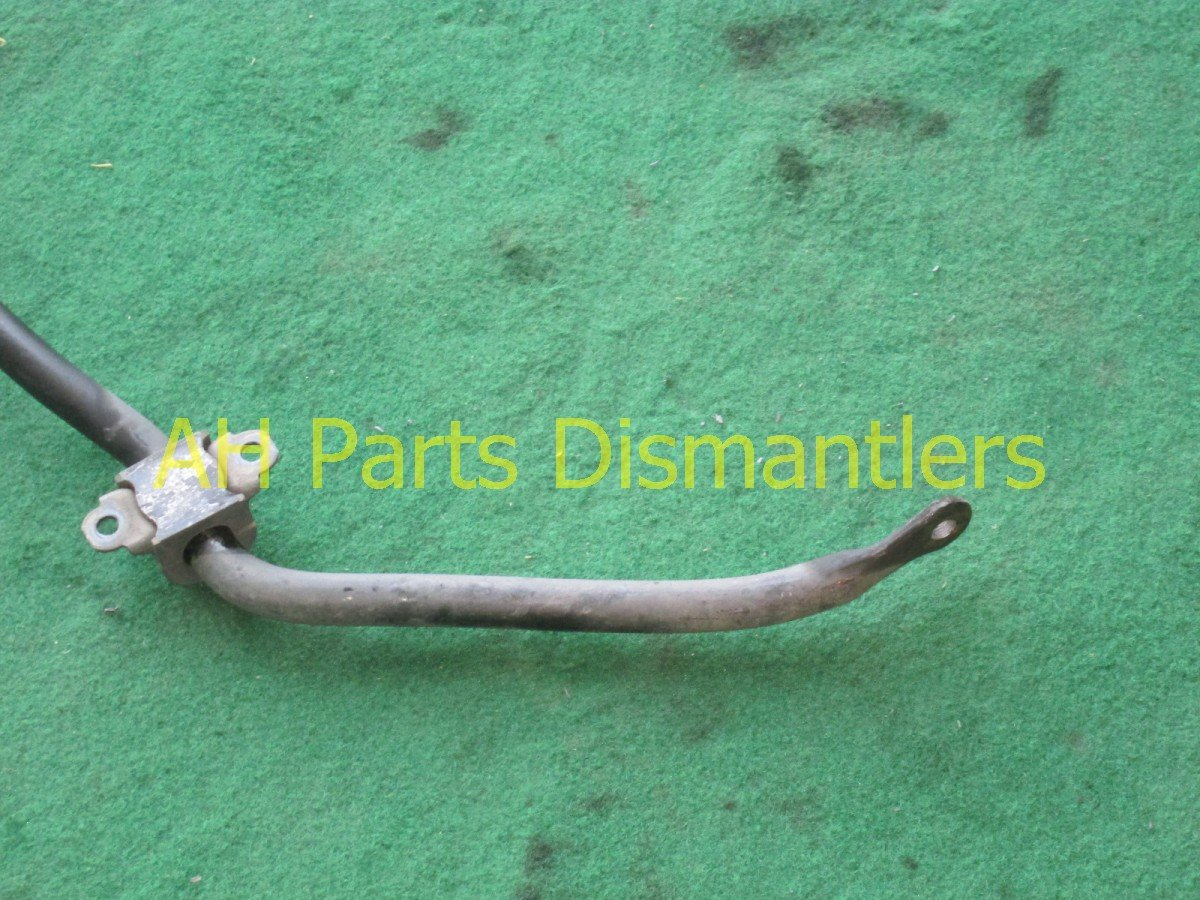 2002 Acura TL Sway REAR STABILIZER BAR Replacement